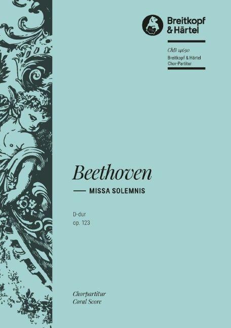 Missa Solemnis D- op. 123