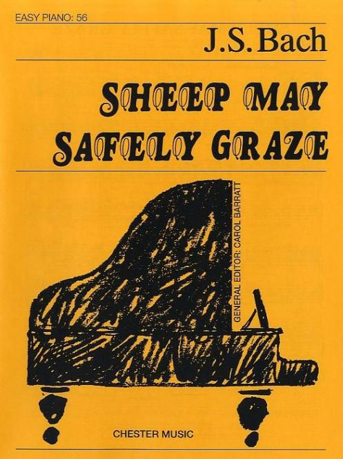 Schafe können sicher weiden