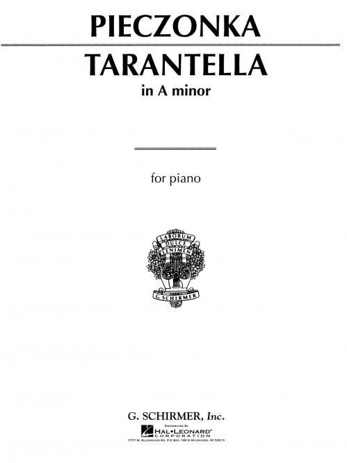 Tarantella in A Minor