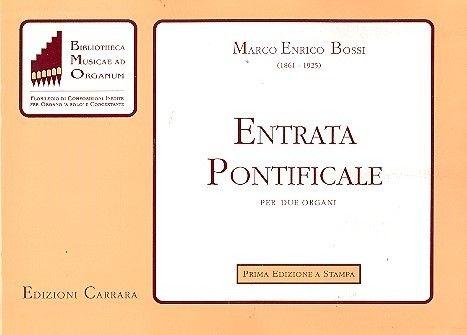 Entrata Pontificale per due organi