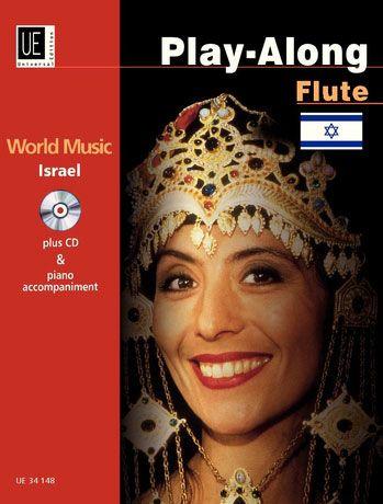 World Music: Israel - Play Along Flute