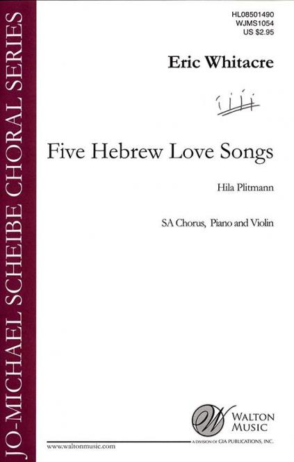 Five Hebrew Love Songs