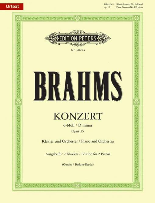 Konzert Nr.1 d-Moll op. 15