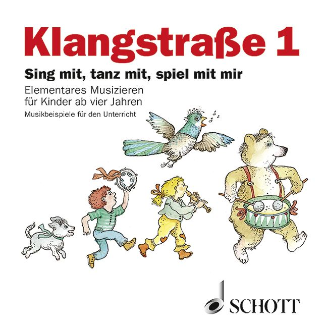 Klangstraße 1 - Lehrer CD