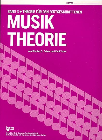 Musik Theorie Band 3