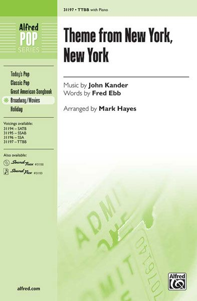 New York, New York (Theme From)