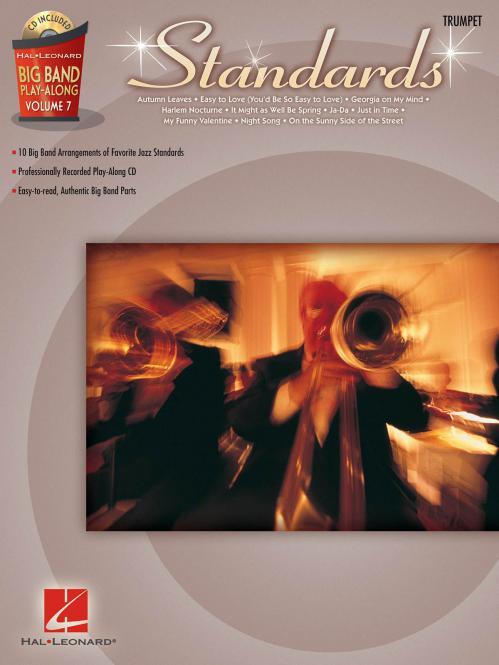 Big Band Play-Along Vol. 7: Standards