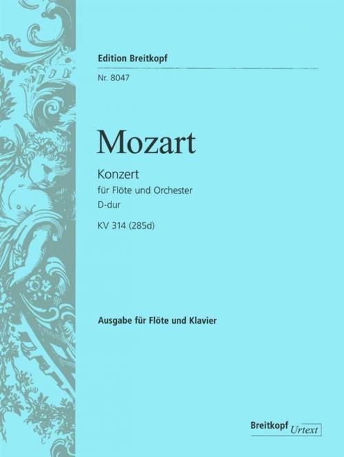Flötenkonzert D-dur KV 314 (285d)
