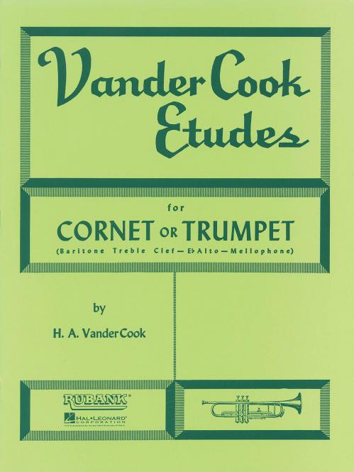 Vandercook Etudes for Cornet or Trumpet
