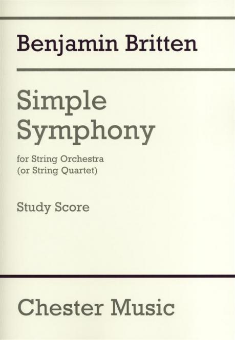 Simple Symphony for String Orchestra