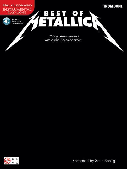 Best Of Metallica For Trombone