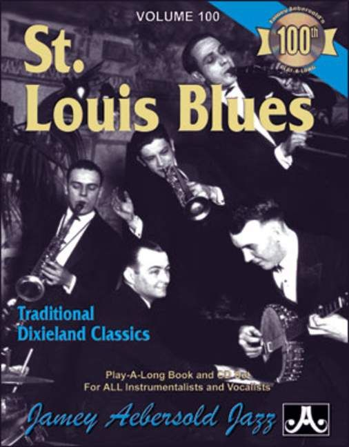 Aebersold Vol.100 St. Louis Blues