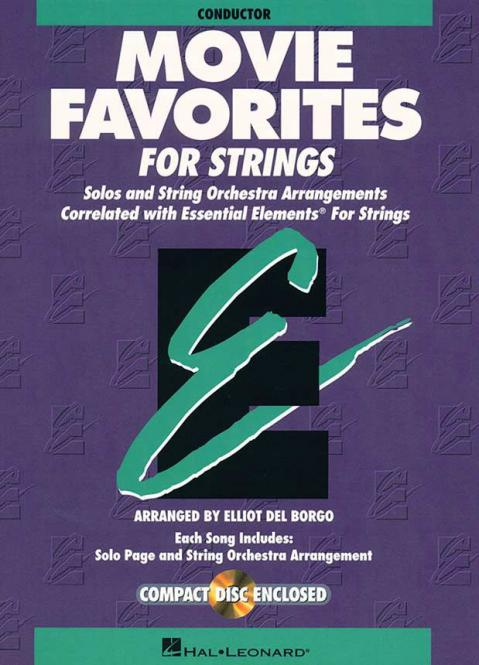 Movie Favorites - Value Pak (24 part books, conductor score and CD)