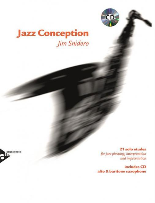 Jazz Conception Alto & Baritone Saxophone