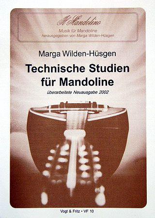 Technische Studien für Mandoline