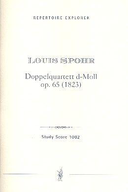 Doppelquartett d-Moll, op. 65