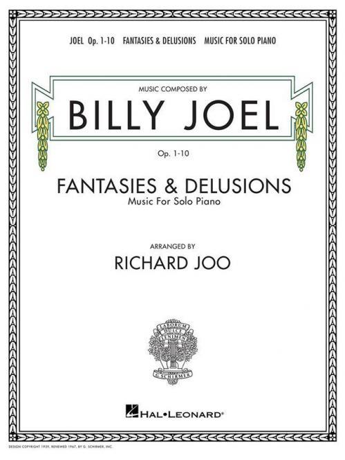 Fantasies & Delusions op. 1-10