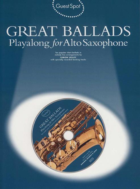 Great Ballads Playalong
