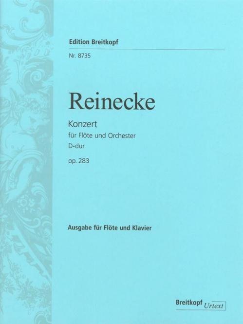 Flötenkonzert D-Dur op. 283