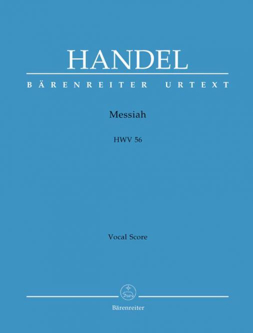 Messiah HWV 56