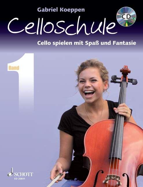 Celloschule Band 1