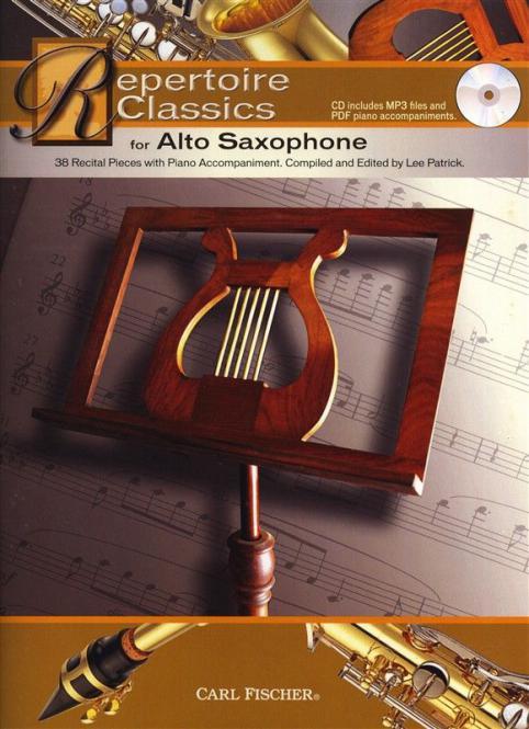 Repertoire Classics for Alto Saxophone