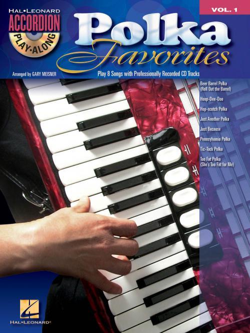 Accordion Play-Along Vol. 1: Polka Favorites