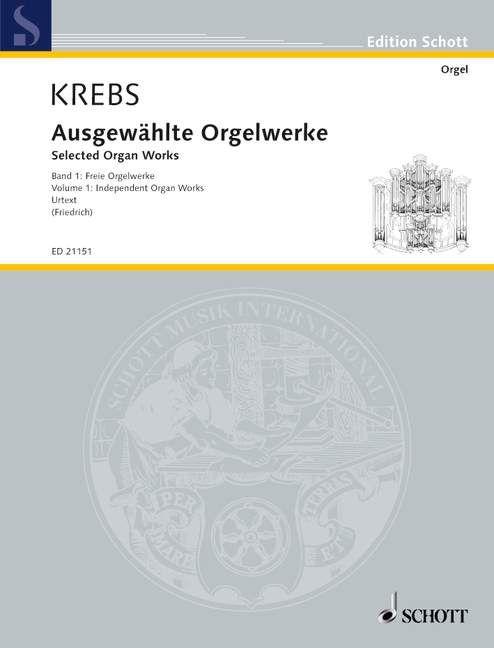 Ausgewählte Orgelwerke Band 1 Standard