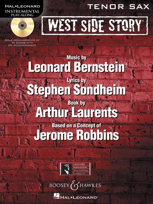 West Side Story for Tenor Sax