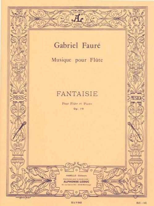 Fantaisie Op. 79