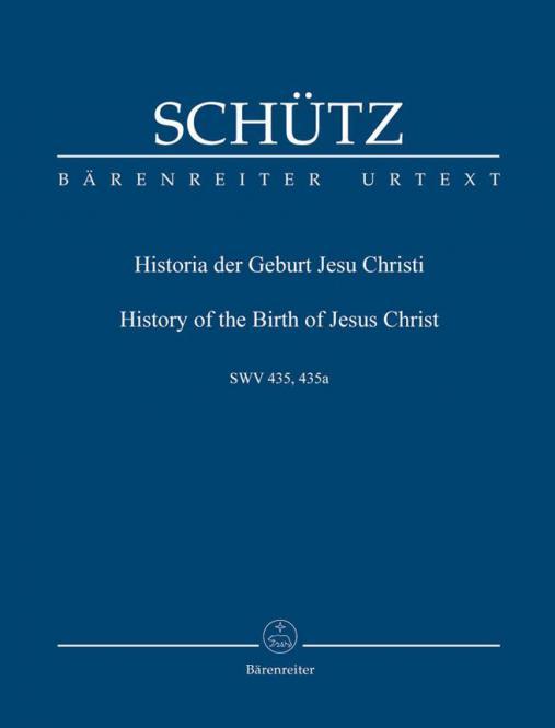Historia der Geburt Jesu Christi SWV 435