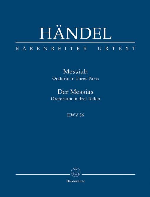 Messiah (Der Messias) HWV 56