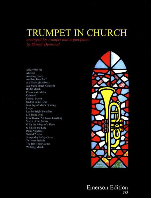 Trumpet in Church