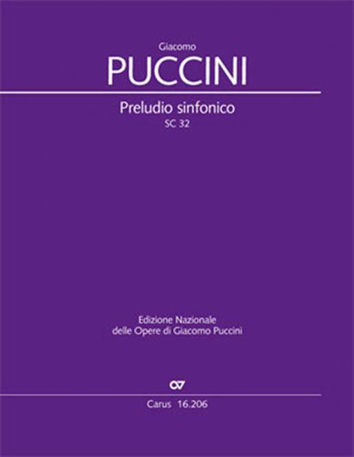 Preludio sinfonico SC32