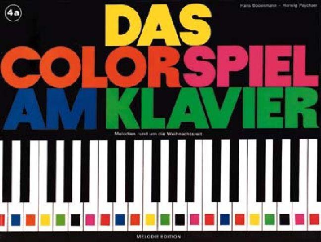Colorspiel am Klavier 4A