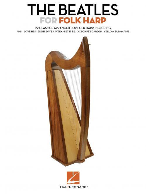 The Beatles For Folk Harp