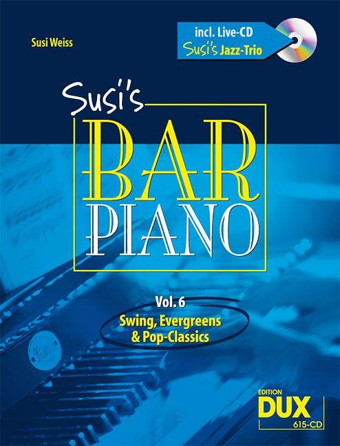 Susi's Bar Piano 6 +CD