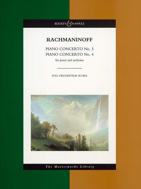 Klavierkonzerte Nr. 3 op. 30 und 4 op. 40