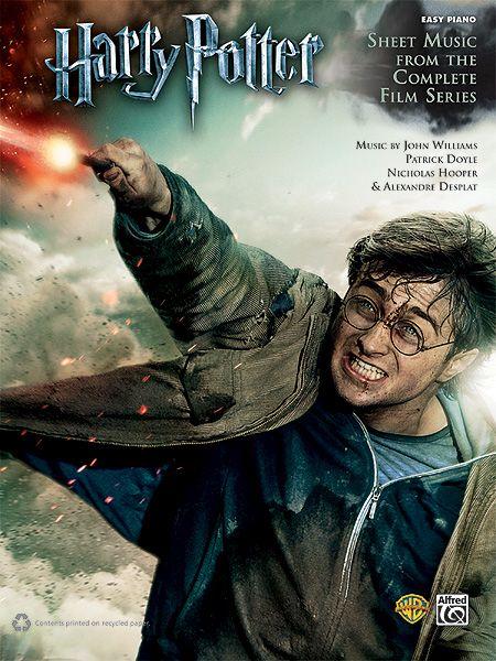 Harry Potter (Easy Piano)