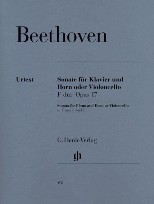 Sonate F-Dur op. 17