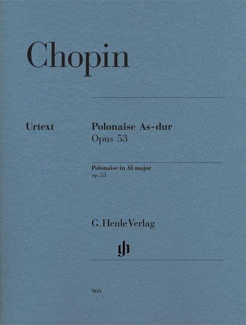 Polonaise As-Dur op. 53