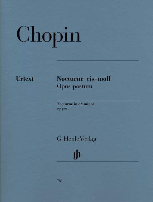 Nocturne cis-moll op. post.