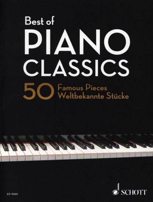 Best of Piano Classics Standard