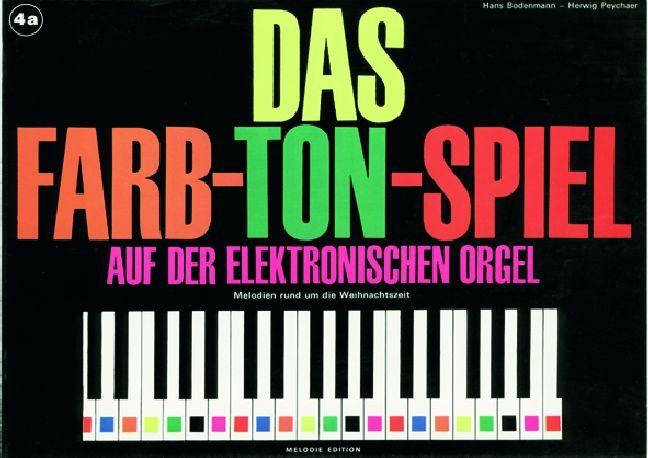 Farb-Ton-Spiel 4A