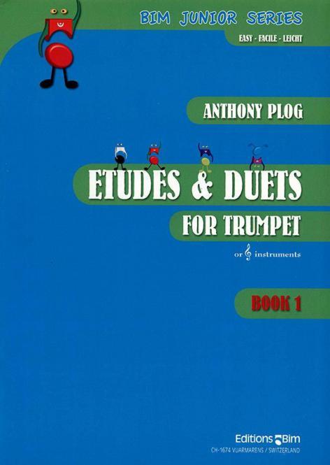 Etudes & Duets Book 1