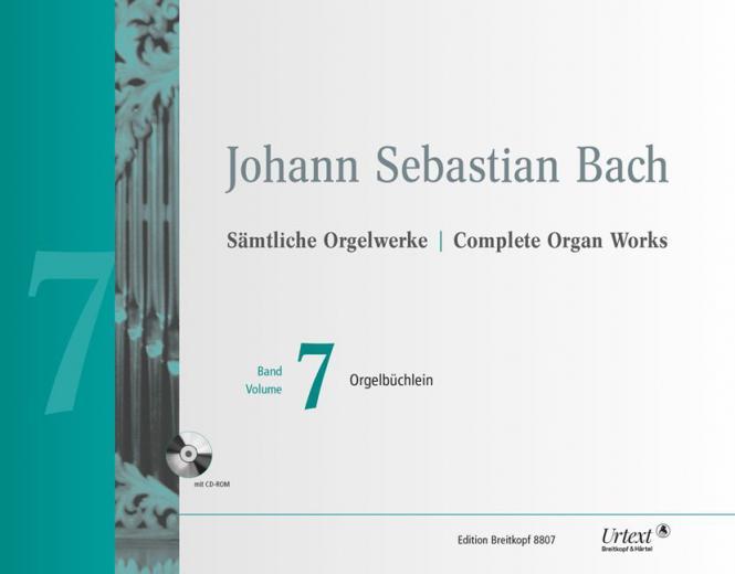 Sämtliche Orgelwerke 7
