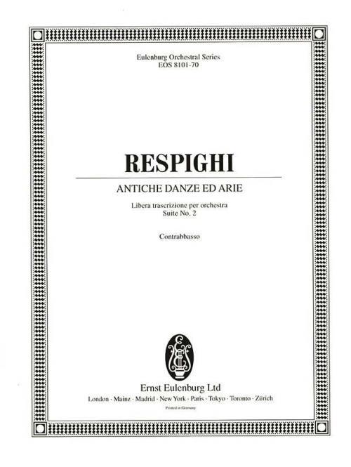 Antiche Danze ed Arie Nr. 2