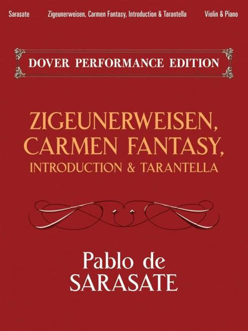 Zigeunerweisen, Carmen Fantasy, Introduction & Tarantella