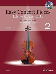 Leichte Konzertstücke 2 Standard