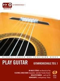 Play Guitar Gitarrenschule 1